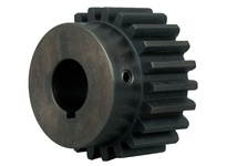 S1015BS 3/4 Degree: 14-1/2 Steel Spur Gear BS