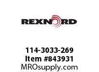 REXNORD 114-3033-269 ATCH TPE4700 F2 N2 TP