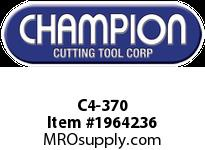Champion C4-370 CARB TIPPED SQ NOSE TOOL