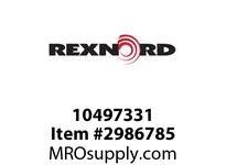 Rexnord 10497331 REX 1003OFPK REX 100-3 OFF PK