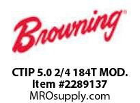 Browning CTIP 5.0 2/4 184T MOD. MOTOR MODULES
