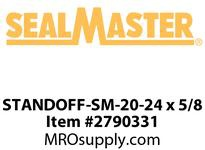 SealMaster STANDOFF-SM-20-24 x 5/8 SLMS CRES ACCESSORIES