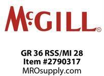 MCGILL GR 36 RSS/MI 28 GR SERIES 500