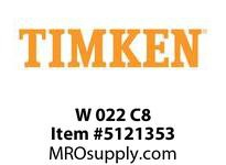 TIMKEN W 022 C8 Housed Unit Sleeves and Accessories