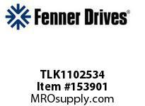 FENNER TLK1102534 TLK110 - 25 MM
