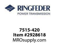 Ringfeder 7515-420 70 X 110 RFN 7515 Locking assembly