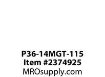 P36-14MGT-115 Gates 7711-1036