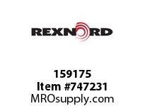 REXNORD 159175 11026 DPK DBZ 126 316