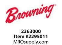 Morse 2363000 40B09 NYLATRON NB MORSE PLASTIC ROLLER CHAIN ACC-900