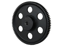 S696 Degree: 14-1/2 Steel Spur Gear