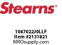 STEARNS 1087022J0LLF BRAKE ASSY-INT 283168