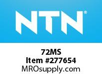 NTN 72MS STEEL HOUSINGS