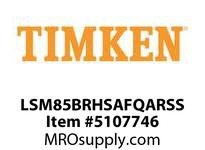 TIMKEN LSM85BRHSAFQARSS Split CRB Housed Unit Assembly