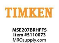 TIMKEN MSE207BRHFFS Split CRB Housed Unit Assembly
