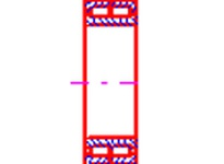 NTN SL01-4916 CYLINDRICAL ROLLER BRG