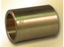 BUNTING CB060812 3/8 X 1/2 X 1- 1/2 C93200 (SAE660) Std Plain Bearing