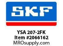 SKF-Bearing YSA 207-2FK