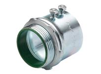 "Bridgeport 236-I 2-1/2"" set screw connector insluated"