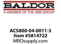 ACS800-04-0011-3