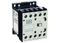 WEG CWC016-10-30C06 MINI CONT 16A 1NO 42VDC Contactors