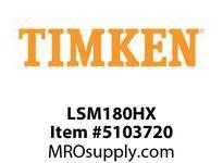 TIMKEN LSM180HX Split CRB Housed Unit Component