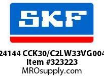 SKF-Bearing 24144 CCK30/C2LW33VG004