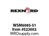 REXNORD WSM6085-51 WSM6085-51 143637