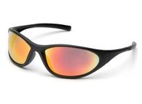 Pyramex SB3345E Matte Black Frame/Ice Orange Mirror Lens