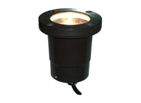 Orbit FG5010-BK FIBER GLASS MR16 WELL LIGHT - BLACK