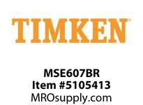 TIMKEN MSE607BR Split CRB Housed Unit Component