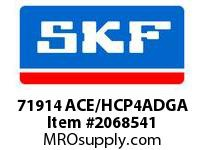 SKF-Bearing 71914 ACE/HCP4ADGA