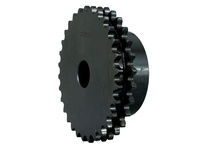 D40B24H Double Roller Chain Sprocket