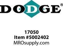 DODGE 017050 RAPTOR ES70 SPACER EXTENSION K COUPLINGS/FLEX CLUTCH