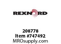 REXNORD 208778 27368 DPK THP 850-6