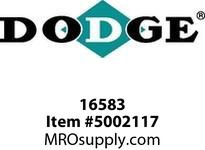"DODGE 016583 RAPTOR 100HCBM 5-15/16"" COUPLINGS/FLEX CLUTCH"