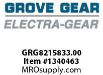 Grove-Gear GRG8215833.00 GRG-WBM821-80-L-56