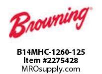 Browning B14MHC-1260-125 PANTHER BELTS