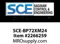 SCE-BP72XM24 Plate Barrier
