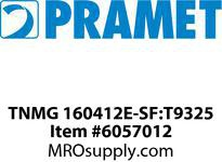 TNMG 160412E-SF:T9325