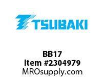 US Tsubaki BB17 Cam-General Use BB17 CAM CLUTCH