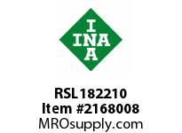 INA RSL182210 Cylindrical roller bearing