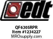 EDT QF6305RPR RADIAL POLY-ROUND BEARING