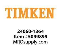 TIMKEN 24060-1364 Seals Hi-Performance <8