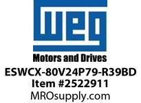 WEG ESWCX-80V24P79-R39BD XP FVNR 40HP/460 N79 230V Panels