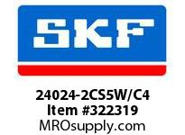 SKF-Bearing 24024-2CS5W/C4