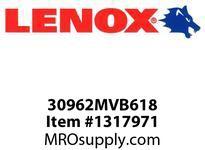 Lenox 30962MVB618 VARI-BITS-MVB618 METRIC VARIBIT