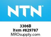 NTN 3306B DOUBLE ROW ANGULAR CONTACT