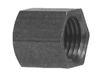 MRO 62075 1/8 304 STAINLESS STEEL HEX CAP (Package of 10)