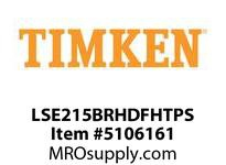 TIMKEN LSE215BRHDFHTPS Split CRB Housed Unit Assembly