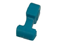REXNORD 114-2914-3 PLUG 8500 BLUE FDA APPROVAL: YES; PLUG COLOR: BLUE